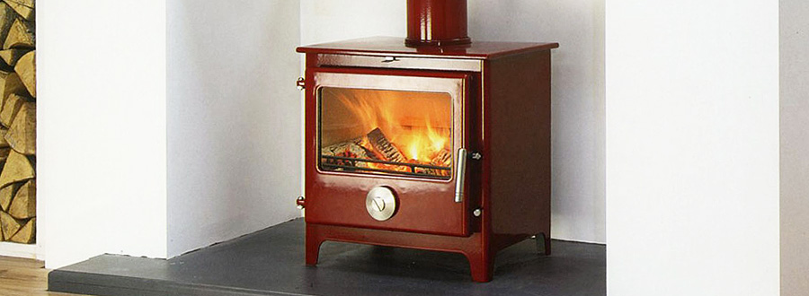 Goddards Stoves supply stoves in a range of colours